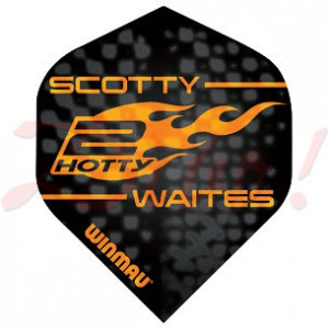 Winmau Scott Waites flight 6800.111