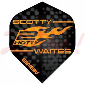 Winmau Scott Waites flight 6800.111