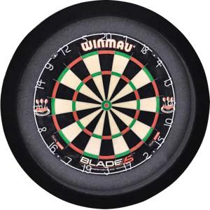 Grand Slam dartboard led-lighting Zwart