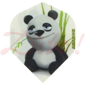 Amazon Cartoon Panda flight