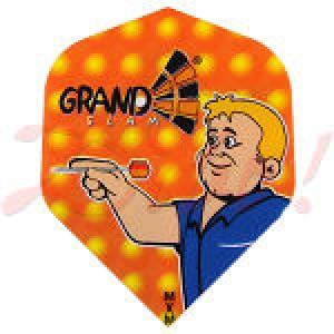 Grand Slam MXM flight Barney