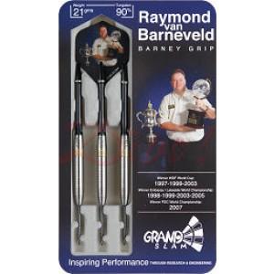 Grand Slam Raymond v. Barneveld - Barney Grip