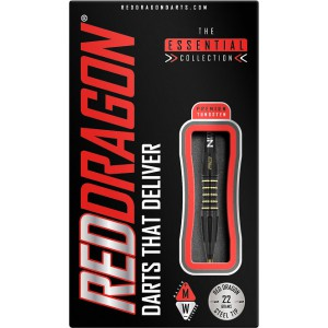 Red Dragon Clarion Black