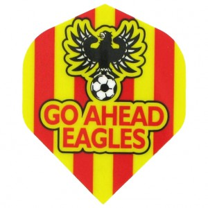 Go Ahead Eagles flight