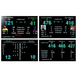 Gertronic Scorebordsysteem Darts