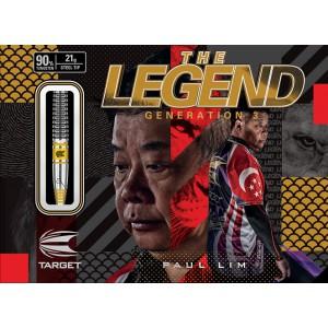 Target Paul Lim The Legend Gen 3