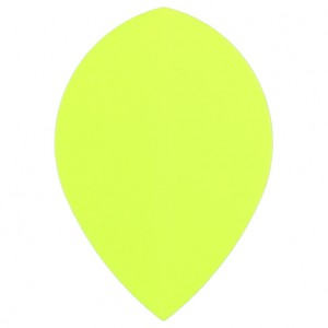Poly Fluor pear yellow flight