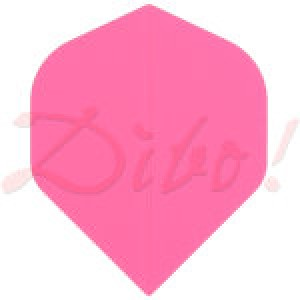 Poly Fluor standard pink flight