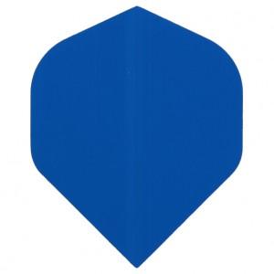 Poly Plain standard blue flight
