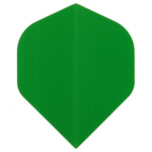 Poly Plain standard green flight