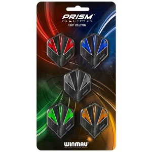 Winmau Prism Alpha Flight Collection