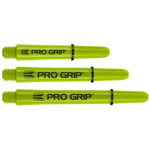 Target Pro Grip shaft Lime Groen
