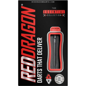 Red Dragon Razor Edge Black