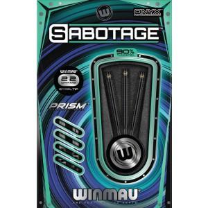 Winmau Sabotage Onyx