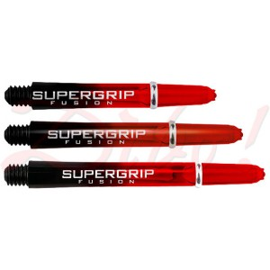 Harrows Supergrip Fusion shaft Red