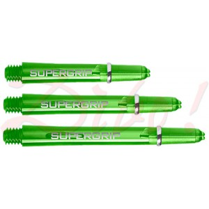 Harrows Supergrip shaft green