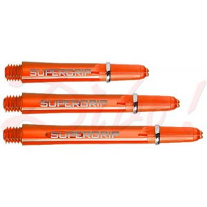 Harrows Supergrip shaft orange