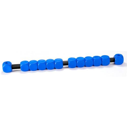 Voetbaltafel Scoreteller Blauw zonder cijfers
