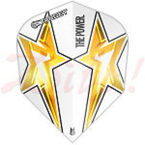 Target Power Star White NO6 gen 3 Vision flight 330520