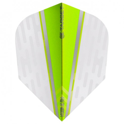 Target White Wing Green Vision.Ultra No6 flight 331600