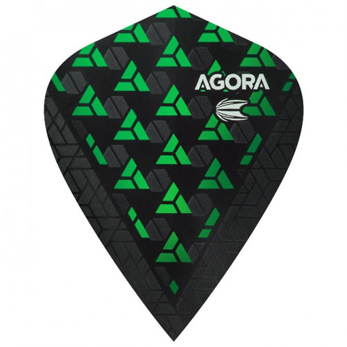Target Agora Green Ultra.Ghost+ Kite flight 332500