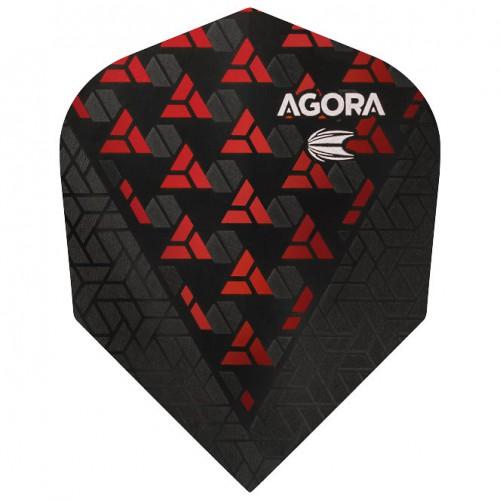 Target Agora Red Ultra.Ghost+ No6 flight 332560