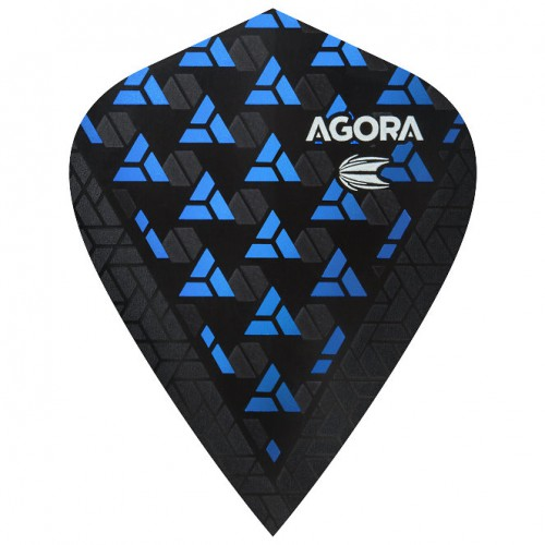 Target Agora Blue Ultra.Ghost+ Kite flight 332620