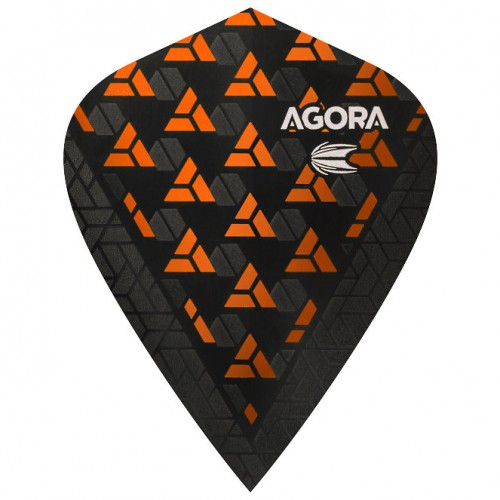 Target Agora Orange Ultra.Ghost+ Kite flight 332660