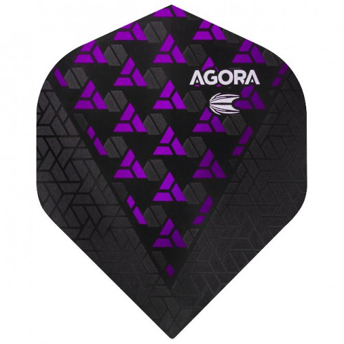 Target Agora Purple Ultra.Ghost+ No2 flight 332690