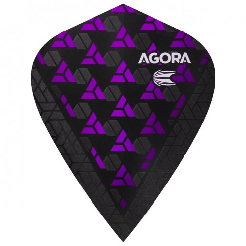 Target Agora Purple Ultra.Ghost+ Kite flight 332700