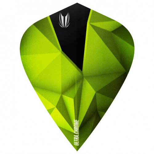 Target Shard Emerald Ultra.Chrome Kite flight 333110