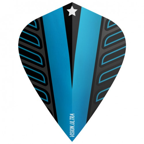 Target Voltage Blue Vision.Ultra Kite flight 333280