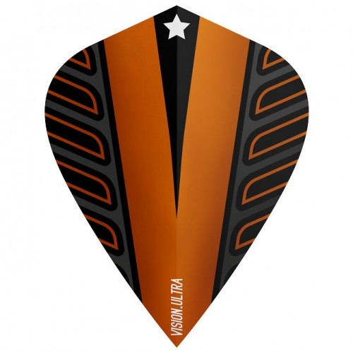 Target Voltage Orange Vision.Ultra Kite flight 333360