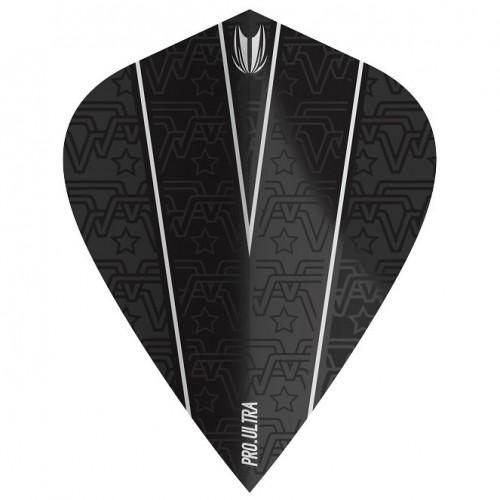 Target Rob Cross Pixel Black Pro.Ultra Kite flight 334220