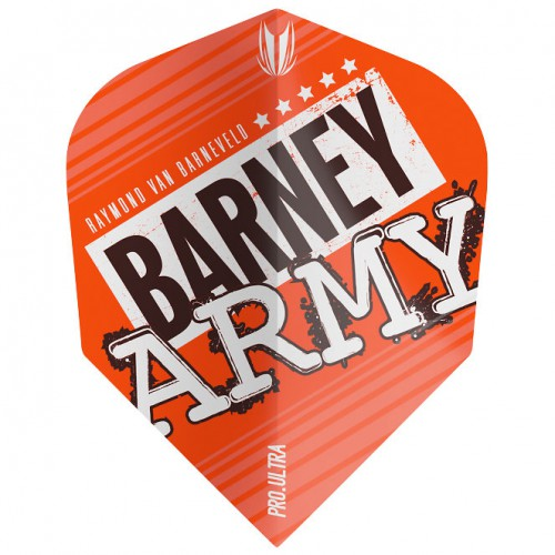Target Barney Army Orange Pro.Ultra No6 flight 334270