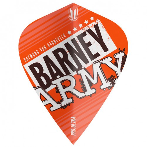 Target Barney Army Orange Pro.Ultra Kite flight 334290