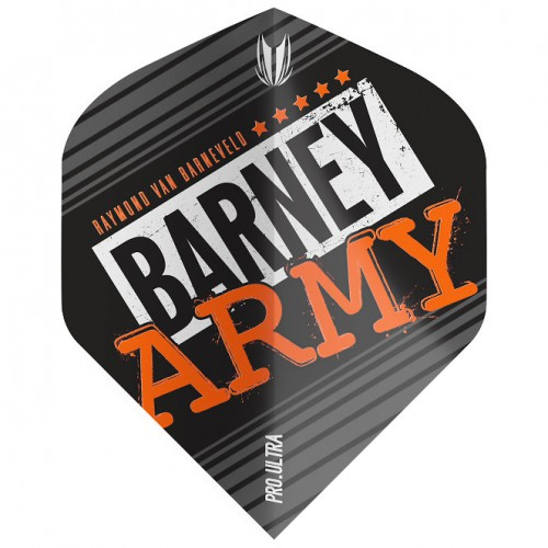 Target Barney Army Black Pro.Ultra No2 flight 334330