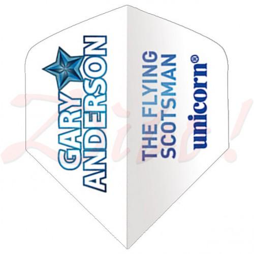 Unicorn Authentic Gary Anderson flight 68682