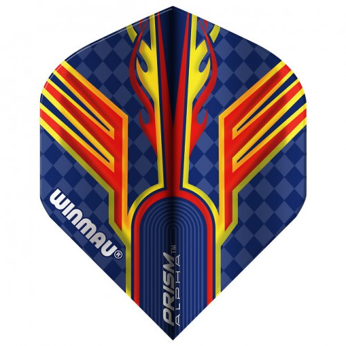 Winmau Prism Alpha flight 6915.141