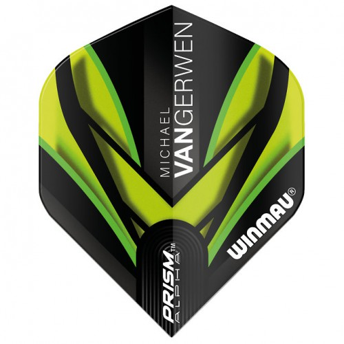 Winmau Prism Alpha MvG flight 6915.145