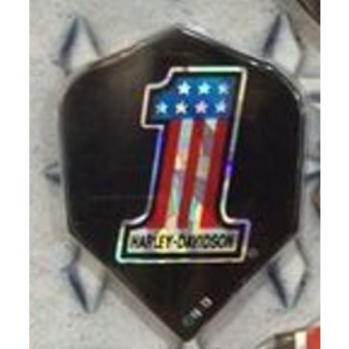 10 SETS Harley-Davidson Dart Flights NR1