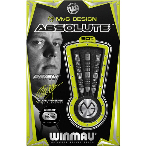 Winmau MvG Absolute