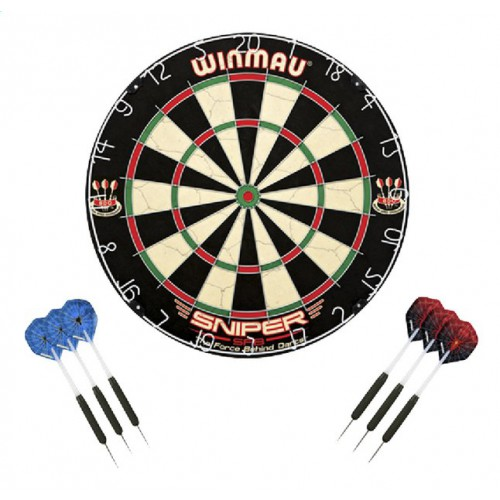 Winmau Sniper set brass darts SFB