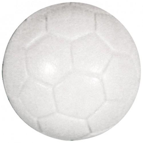 Voetbal met profiel wit 35 mm