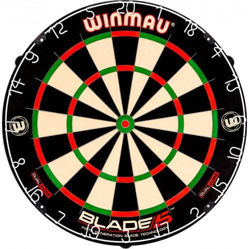 Winmau Blade 5 Dual Core
