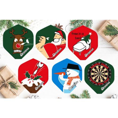 Christmas 6-pack flights incl. geschenkverpakking