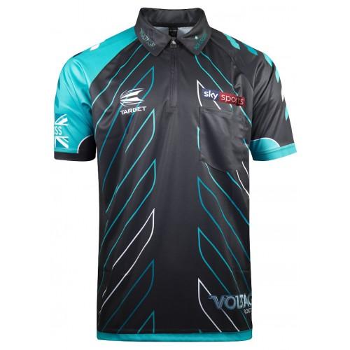 Target CoolPlay shirt Rob Cross World Champion 2018