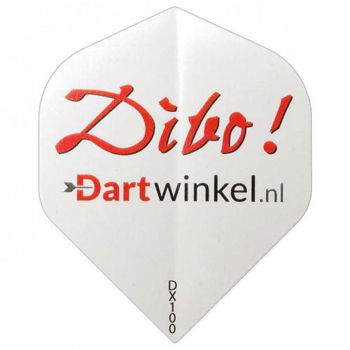Dibo flight Dartwinkel.nl logo