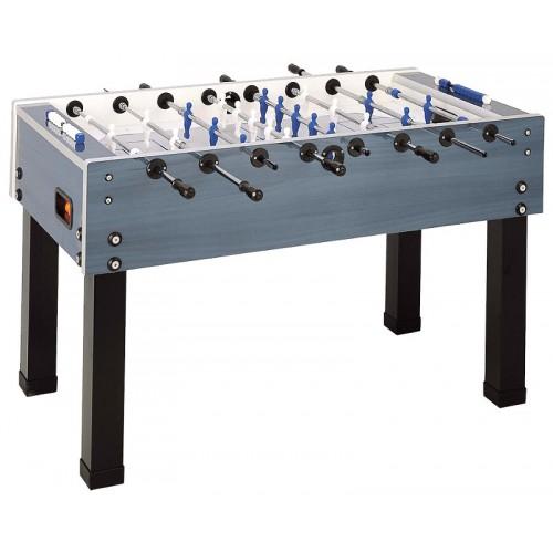 G-500 Weatherproof voetbaltafel Blauw