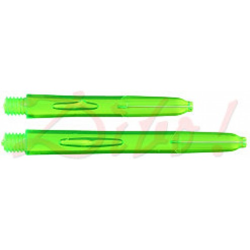 Glo Poly shaft groen
